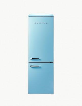 [추석특가 기획전] 코스텔 클래식 레트로 냉장고 300L 스카이 블루 CRS-300GABU