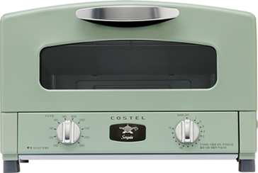 toaster color green